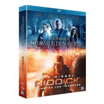 Coffret Vin Diesel 2 films Blu-ray