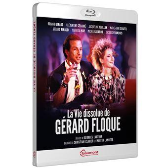 La vie dissolue de Gérard Floque Blu-ray