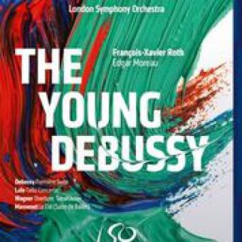 Young debussy -br+dvd-