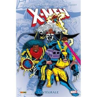 X-MenX-Men intégrale T33 1993 II