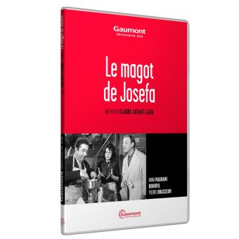 Le magot de Josefa DVD