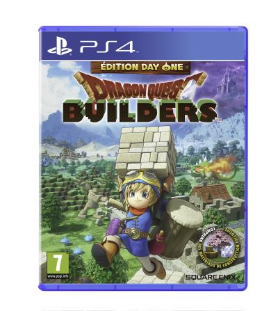Dragon Quest Builders Edition Day One PS4