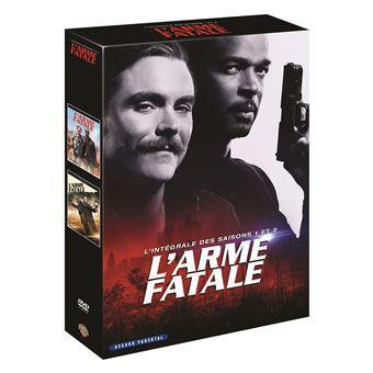 L'arme fataleL'arme fatale Saisons 1 et 2 Coffret DVD