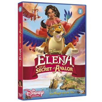 Elena d'AvalorElena et le secret d'Avalor Volume 2 DVD