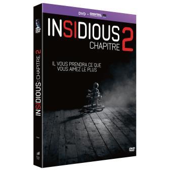 InsidiousInsidious : Chapitre 2 - DVD