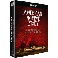 American Horror Story - Coffret intégral des Saisons 1 et 2 Blu-Ray
