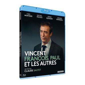 Vincent, François, Paul… et les autres Exclusivité Fnac Blu-ray