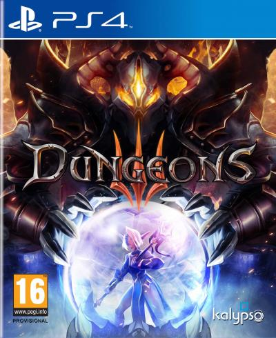 Dungeons 3 PS4
