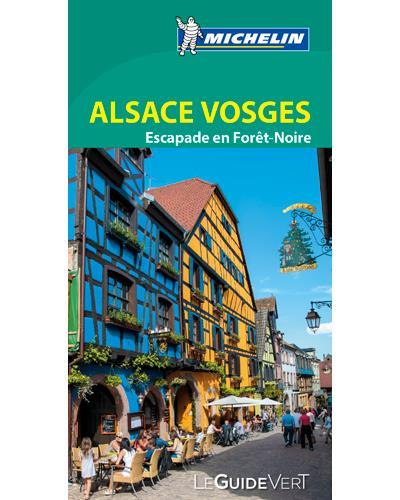 Guide Vert Alsace et les Vosges