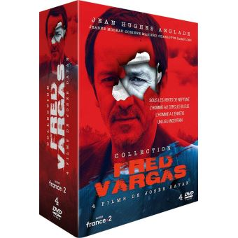 Collection Fred Vargas DVD