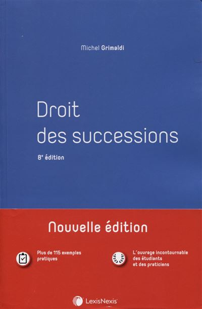 Droit civil, les successions