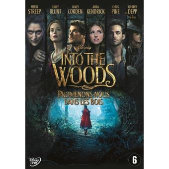 INTO THE WOODS-FR NL