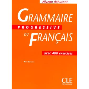 Gram Prog Francais Debutant