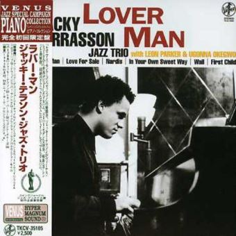 lover man jacky terrasson cd album achat prix fnac. Black Bedroom Furniture Sets. Home Design Ideas