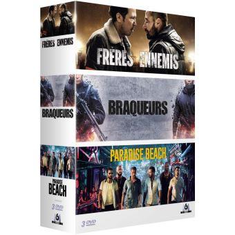 Coffret Thriller 3 Films DVD