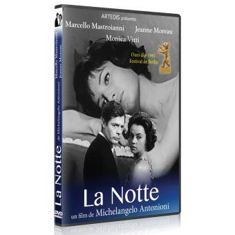 La Nuit DVD
