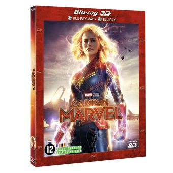 Captain MarvelCaptain Marvel Blu-ray 3D