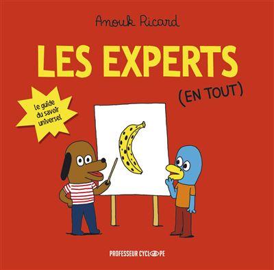 Les experts en tout - Tome 1 : Les experts (en tout)