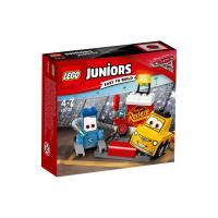 LEGO 10732 -CARS 3 GUIDO EN LUIGI PITSTOP