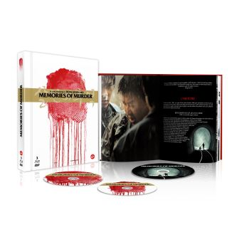 MEMORIES OF MURDER-FR-BLURAY+DVD