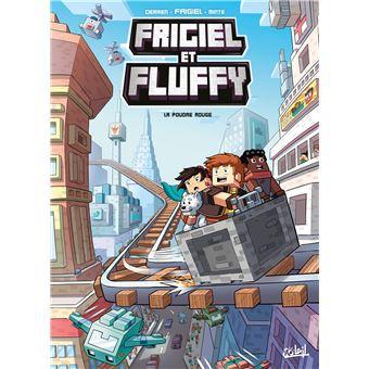Frigiel Et Fluffy Tome 7 La Poudre Rouge