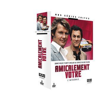 Amicalement VôtreCoffret Amicalement vôtre L'intégrale DVD