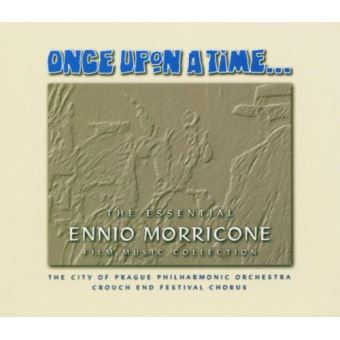Once Upon A Time: The Essential Ennio Morricone Film Music Collection B.S.O. - 2 CDs