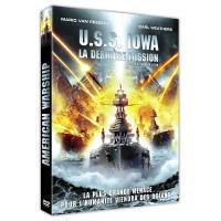 Uss Iowa - la dernière mission DVD