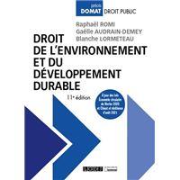 5dd3f976262 Droit de l  environnement et du developpement durable- 10e ed
