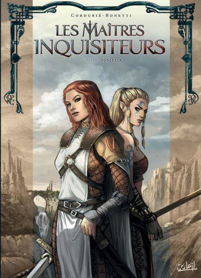 Les Maîtres inquisiteurs T08 - Synillia - 9782302069244 - 9,99 €