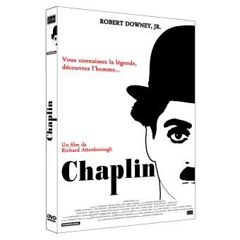 Chaplin DVD
