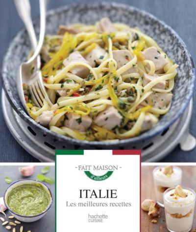 Italie - Fait maison - 9782012311350 - 7,99 €