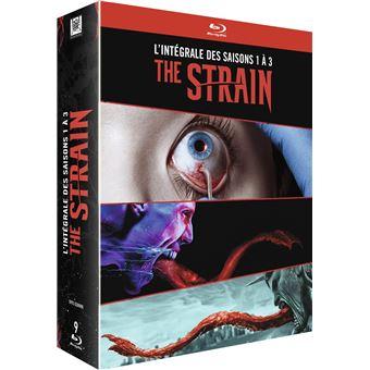 The StrainCoffret The Strain Saisons 1 à 3 Blu-ray