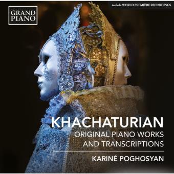 Oeuvres originales pour piano et transcriptions