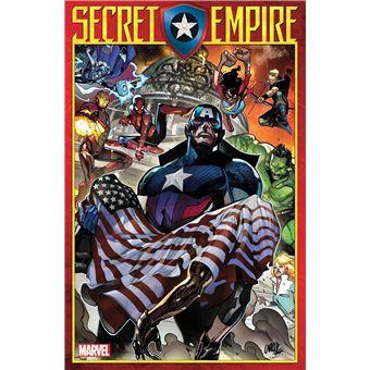 Secret EmpireSecret Empire n°2 Variant Angoulême