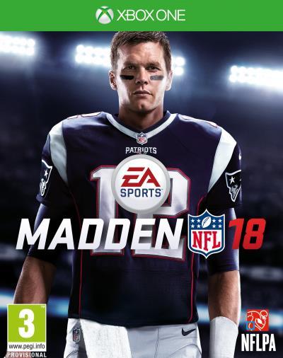 Madden NFL 18 Xbox One