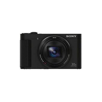 SONY CYBERSHOT DSC-HX90V BLACK + SD 8GB + BAG