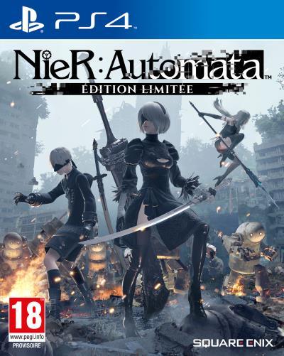 NieR : Automata Edition Limitée PS4