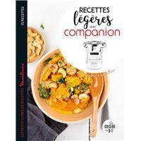 Companion recettes légères