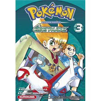 Les PokémonPokémon Rouge Feu et Vert Feuille Émeraude