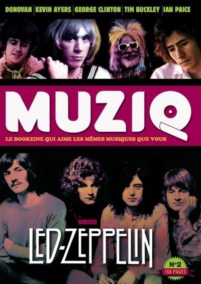Muziq - numéro 2 Led Zeppelin