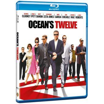 Ocean'SOcean's 12 Blu-ray