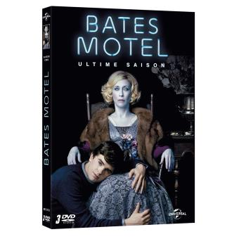 Bates MotelBates Motel Saison 5 DVD