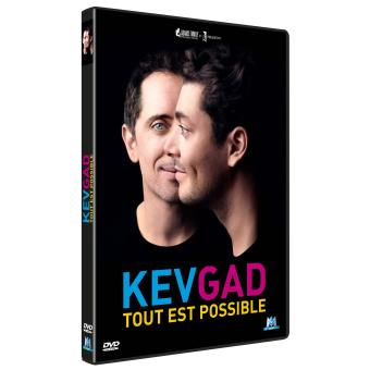 Kev & Gad Tout est possible DVD