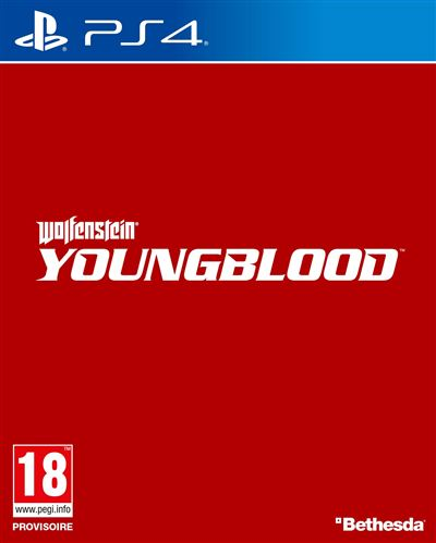 Wolfenstein Youngblood PS4