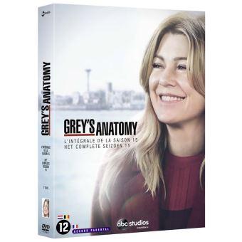 Grey's AnatomyGrey's Anatomy  : A cœur ouvert Saison 15 DVD