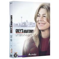 Grey's Anatomy  : A cœur ouvert Saison 15 DVD
