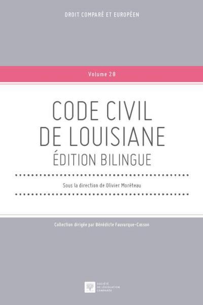 Code civil de Louisiane