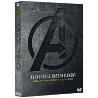 Coffret Avengers Le rassemblement L'intégrale DVD