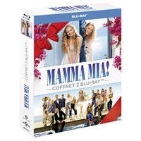 Coffret Mamma Mia ! 1 et 2 Blu-ray